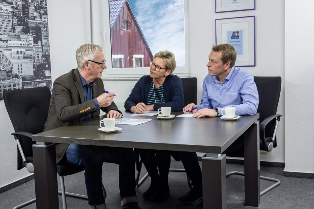 Bernd Roebers Ruhestandsplanung Erkelenz