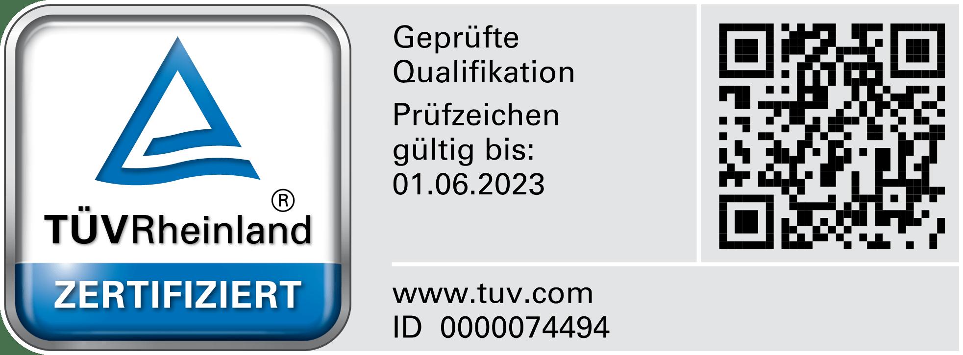 Bernd Roebers | TÜV-zertifizierter Notfallmanager